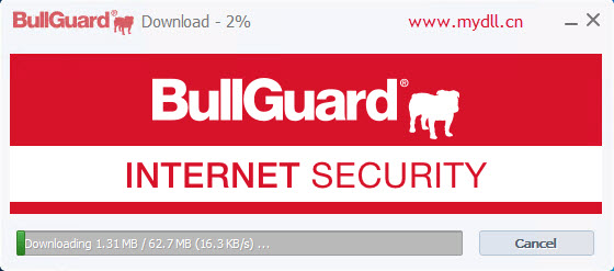 下载BullGuard Internet Security