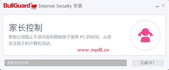 安装BullGuard Internet Security